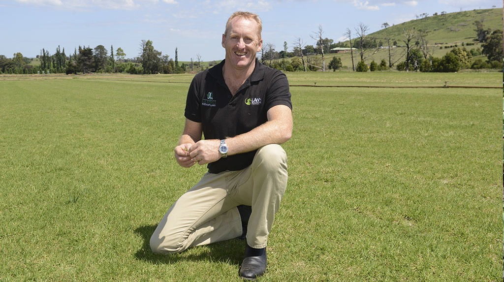 Steve Cole Turf Farm